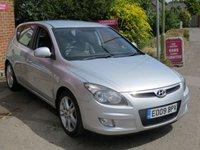 2009 HYUNDAI I30 1.6 PREMIUM 5d AUTO 125 BHP £SOLD