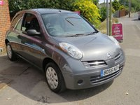 2005 NISSAN MICRA 1.2 S 3d AUTO 80 BHP £SOLD