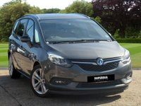 USED 2016 66 VAUXHALL ZAFIRA TOURER 2.0 SRI NAV CDTI S/S 5d 168 BHP Great Seven Seater with A Good Spec
