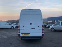 USED 2014 64 MERCEDES-BENZ SPRINTER 2.1 313 CDI LWB FACELIFT HIGH ROOF LWB, FACELIFT, ONE PREVIOUS OWNER, TIDY VAN, PLY LINED