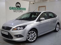 USED 2009 09 FORD FOCUS 1.6 Zetec S 5dr