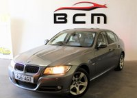 2011 BMW 3 SERIES 2.0 318D EXCLUSIVE EDITION 4d 141 BHP £5785.00
