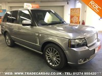 2011 LAND ROVER RANGE ROVER 4.4 TDV8 VOGUE 8 SPEED AUTO £SOLD