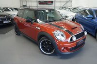 2011 MINI HATCH COOPER 1.6 COOPER S 3d 184 BHP