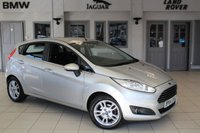 USED 2015 64 FORD FIESTA 1.2 ZETEC 5d 81 BHP FULL FORD SERVICE HISTORY + BLUETOOTH + £30 ROAD TAX + 15 INCH ALLOYS + LOW INSURANCE GROUP + LOW RUNNING COSTS + HIGHT MPG