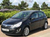 2013 VAUXHALL CORSA 1.4 SE 5d AUTO 98 BHP £5995.00