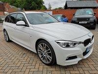 USED 2016 16 BMW 3 SERIES 2.0 320D M SPORT TOURING 5d 188 BHP EURO 6 + SAT NAV + DAB