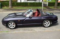 USED 1998 S TVR CHIMAERA 4.0 2d CABRIOLET SERVICE HISTORY, LOW MILEAGE, FULL LEATHER, STEREO WITH AUX, LIGHT UPGRADE