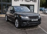 2015 LAND ROVER RANGE ROVER SPORT 4.4 SDV8 AUTOBIOGRAPHY DYNAMIC 5d AUTO 339 BHP £42690.00