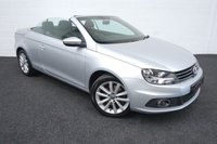 2011 VOLKSWAGEN EOS 2.0 SPORT TDI BLUEMOTION TECHNOLOGY 2d 139 BHP £7991.00