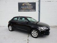 2012 AUDI A1 1.2 TFSI SE 3d 84 BHP £7235.00