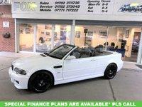 USED 2002 02 BMW M3 3.2 M3 2d 338 BHP