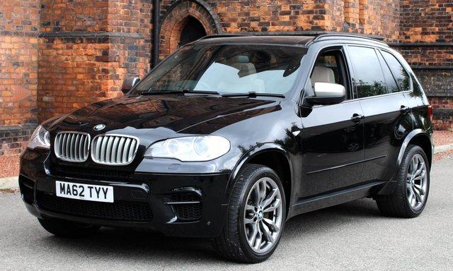 2012 62 BMW X5 3.0 M50D 5d AUTO 376 BHP