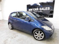 USED 2009 09 MERCEDES-BENZ A CLASS 1.5 A160 BLUEEFFICIENCY CLASSIC SE 3d 95 BHP