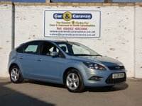 USED 2009 59 FORD FOCUS 1.6 ZETEC 5d 100 BHP Full Service History Air Con 0% Deposit Finance Available