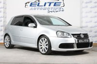 USED 2007 VOLKSWAGEN GOLF 3.2 R32 5d 250 BHP VIENNA LEATHER/ FULL SERVICE HISTORY / LOW MILES / SUPERB CONDITION R32!
