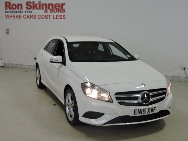View our 2015 15 MERCEDES-BENZ A-CLASS 1.5 A180 CDI SPORT EDITION 5d AUTO 107 BHP