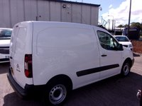 USED 2016 16 CITROEN BERLINGO 1.6 625 LX L1 HDI 75 BHP