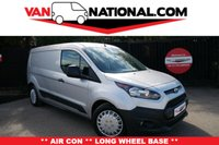 2016 FORD TRANSIT CONNECT 1.5 210 L2 ECONETIC P/V 100 BHP LWB (AIR CONDITIONING) £10500.00