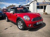 2011 MINI HATCH COOPER 1.6 COOPER D 3d 112 BHP £SOLD
