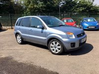 2006 FORD FUSION 1.6 TDCI  PLUS 5d WITH LOW MILEAGE AND HISTORY  £SOLD