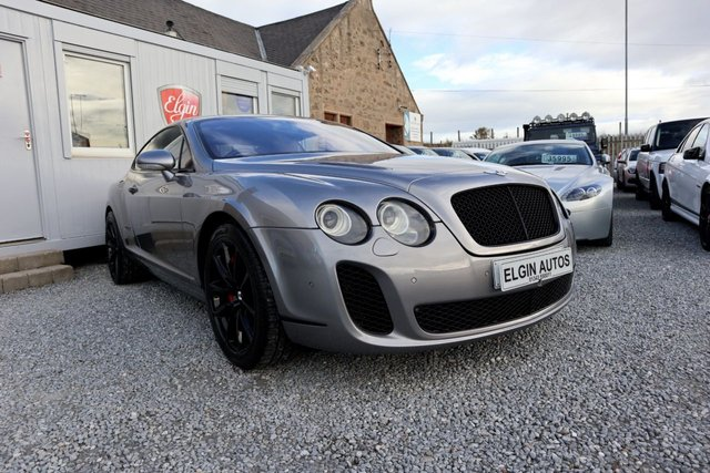 2005 05 BENTLEY CONTINENTAL GT 6.0 W12 Auto 2dr [ Supersports Conversion ] ( 680 bhp )