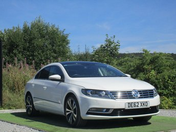 2012 VOLKSWAGEN CC 2.0 GT TDI BLUEMOTION TECHNOLOGY 4d 168 BHP £9190.00