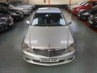 2009 MERCEDES-BENZ C CLASS C180 KOMPRESSOR BLUEEFFICIENCY SE 1.6 4d AUTO £5000.00