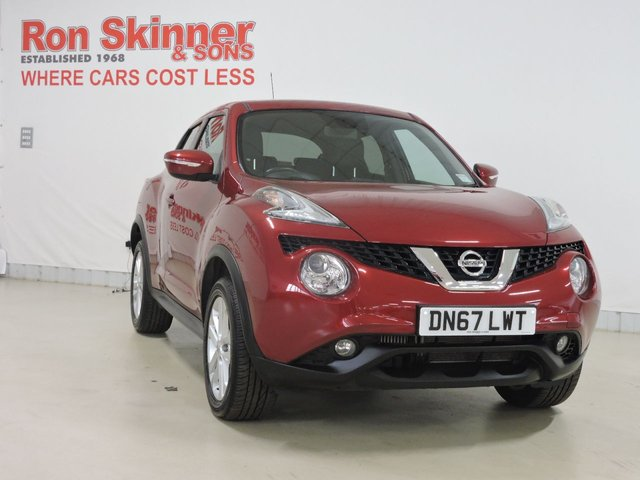 View our 2017 67 NISSAN JUKE 1.5 N-CONNECTA DCI 5d 110 BHP