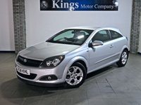 2008 VAUXHALL ASTRA 1.6 SXI 3dr  £1690.00