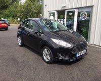 USED 2013 63 FORD FIESTA 1.25 ZETEC THIS VEHICLE IS AT SITE 2 - TO VIEW CALL US ON 01903 323333