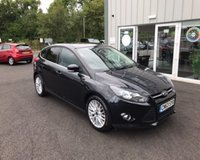 USED 2013 63 FORD FOCUS 1.0 ZETEC ECOBOOST 125 BHP THIS VEHICLE IS AT SITE 1 - TO VIEW CALL US ON 01903 892224