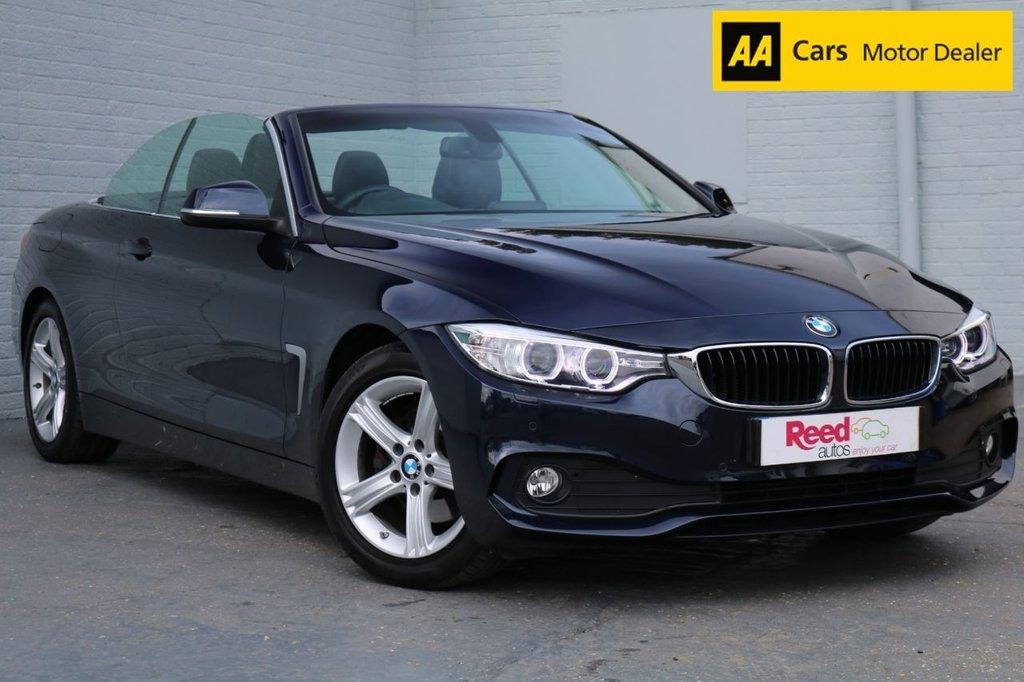 2015 15 BMW 4 SERIES 2.0 420D SE 2d 181 BHP