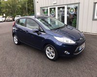 USED 2011 61 FORD FIESTA 1.25 ZETEC THIS VEHICLE IS AT SITE 1 - TO VIEW CALL US ON 01903 892224