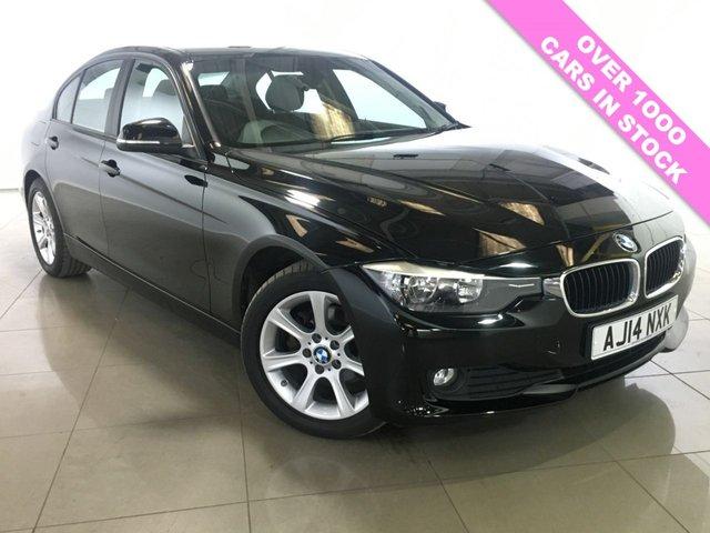 View our 2014 14 BMW 3 SERIES 2.0 316D ES 4d AUTO 114 BHP