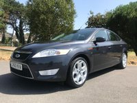 "USED 2010 60 FORD MONDEO 2.0 ZETEC TDCI 5d 138 BHP ONLY 58,000 MILES, FSH, 18"" ALLOYS, FRONT AND REAR PARK SENSORS, 2.0 TDCI READY TO GO!!!"