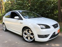 USED 2007 07 FORD FOCUS 2.5 ST-3 3d 225 BHP HEATED LEATHER SEATS FULL HISTORY CAMBELT JUST REPLACED. ONLY 67K MILES