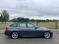 2014 BMW 3 SERIES 2.0 325D M SPORT TOURING 5d 215 BHP £10995.00
