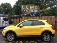 2015 FIAT 500X 1.4 MULTIAIR CROSS PLUS 5d AUTO 170 BHP £13499.00