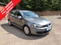USED 2010 59 VOLKSWAGEN GOLF 1.6 S TDI 5d 103 BHP ***First Registered 22nd February 2010, 3 Previous Owners, Full Service History, serviced in January 2011 at 10,384 miles, October 2011 at 19,854 miles, June 2012 at 28,700 miles, September 2014 at 41,129 miles, January 2016 at January at 45,460 miles , January 2017 at 50,023 miles and January 2018 at 55,846 miles. MOT until 30th January 2019. 2 Keys. Free RAC Warranty and Free RAC Breakdown Cover. Nationwide Delivery Available. Finance Available at 9.9% APR Representative.***