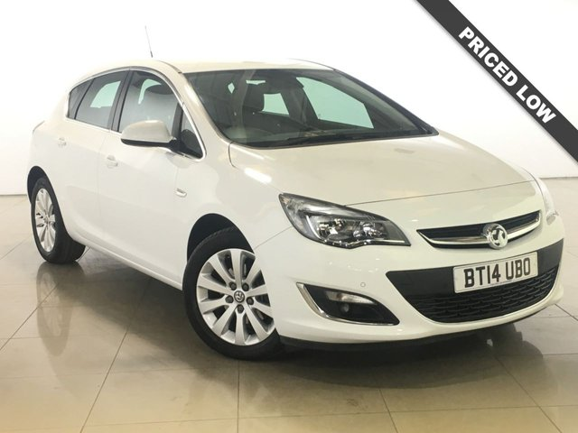 View our 2014 14 VAUXHALL ASTRA 2.0 ELITE CDTI 5d AUTO 163 BHP