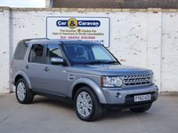2012 LAND ROVER DISCOVERY 3.0 4 SDV6 XS 5d AUTO 255 BHP £18288.00