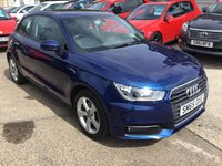 USED 2015 65 AUDI A1 1.6 TDI SPORT 3d 114 BHP ONE OWNER WITH FULL SERVICE HISTORY