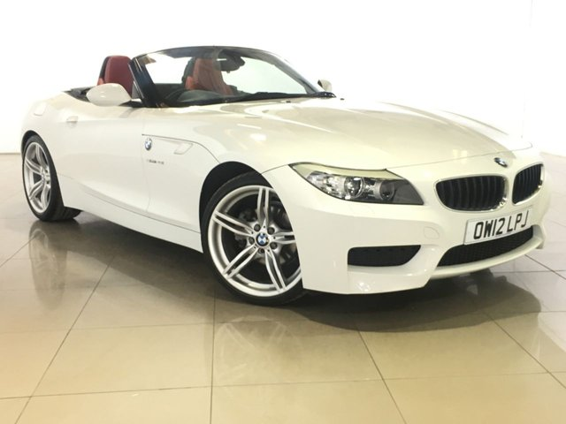 View our 2012 12 BMW Z4 2.0 Z4 SDRIVE20I M SPORT ROADSTER 2d AUTO 181 BHP