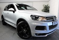 USED 2011 61 VOLKSWAGEN TOUAREG 3.0 V6 ALTITUDE TDI BLUEMOTION TECHNOLOGY 5d AUTO 242 BHP