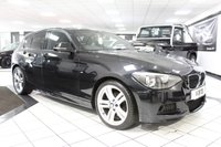 USED 2015 64 BMW 1 SERIES 116D M SPORT AUTO 1 FORMER DAB B/TOOTH KEYLESS