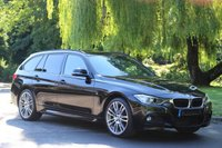 2014 BMW 3 SERIES 2.0 320D XDRIVE M SPORT TOURING 5d AUTO 181 BHP £17990.00
