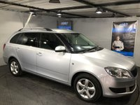 USED 2010 10 SKODA FABIA 1.6 SE TDI CR 5d 103 BHP Only £20 a year road tax : Cloth upholstery : Climate Control/Air-Conditioning : Isofix fittings