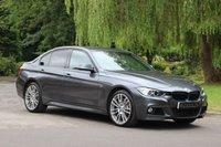 2015 BMW 3 SERIES 3.0 335D M SPORT XDrive 4d AUTO 302 BHP £20990.00