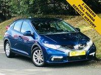 2012 HONDA CIVIC 2.2 I-DTEC ES 5d 148 BHP £6250.00